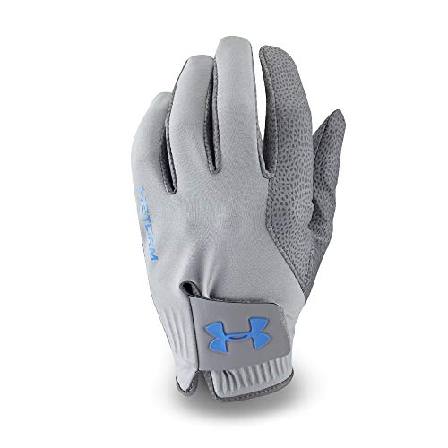 Under Armour Storm Golf Gloves Gants Homme, Steel / / Royal...