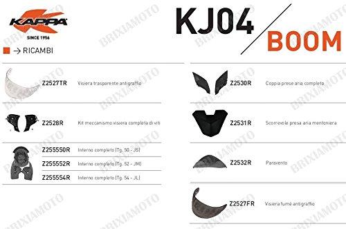 Kappa RICAMBIO Z255552R - INTERNO COMPLETO TG JM/52