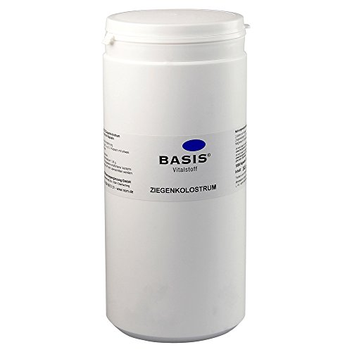 Basis BASIS Ziegenkolostrum. 1.000 Kps
