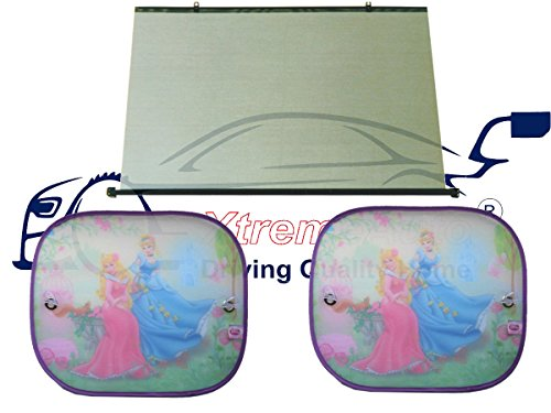 xtremeautor-full-rear-windows-sun-shade-screen-set-for-car-retractable-rear-roller-blind-medium-93cm