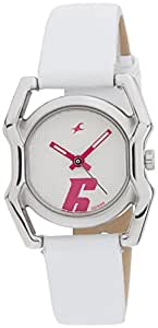 Fastrack Analog Multi -Color Dial Women's Watch - 6100SL01