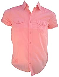 Kaporal - Chemise casual - Manches courtes - Homme