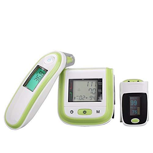 Monitor Presión Arterial Pulso + Oxímetro Pulso