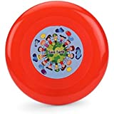 Ratna's boom flying disc to enhance hand eye coordination and concentration (red)