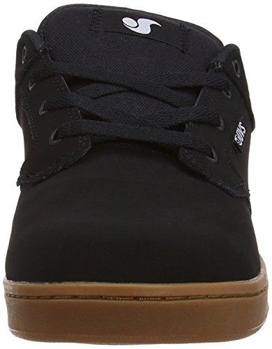 DVS Shoes Quentin Herren Sneaker Schwarz (Black Trubuck)