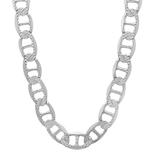 solid-925-sterling-silver-67mm-diamond-cut-mariner-link-chain-76-cm