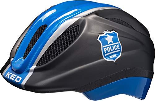 KED Meggy II Trend Helmet Kids Police Kopfumfang XS | 44-49cm 2018 Fahrradhelm