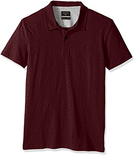 Quiksilver -Polo Uomo    Port Royal Heather Medium