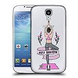 Head Case Designs Pose Baum Yoga Girls Ruckseite Hülle für Samsung Galaxy S4 I9500