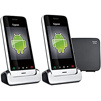 gigaset sl930a duo t l phone fixe sans fil sous android 4 0 4 ice cream sandwich r pondeur 2. Black Bedroom Furniture Sets. Home Design Ideas