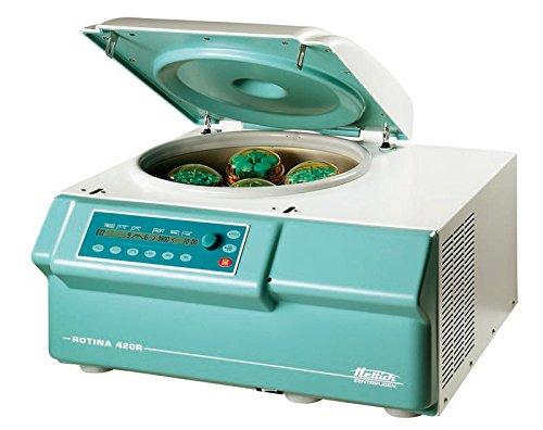 HETTICH FRANCE S.A.R.L. 472460B modello 4784 A rotore per centrifuga della paillasse ROTINA R 420