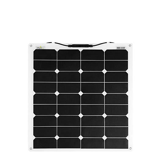 Offgridtec® ETFE 60W 12V Semiflexibles Solarmodul BackContact Hochleistungszellen