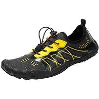 Rooper Zapatos de Agua Unisex Zapatos de Piel descalza para Run Dive Surf  Swim Beach Yoga 867aa2bea9c