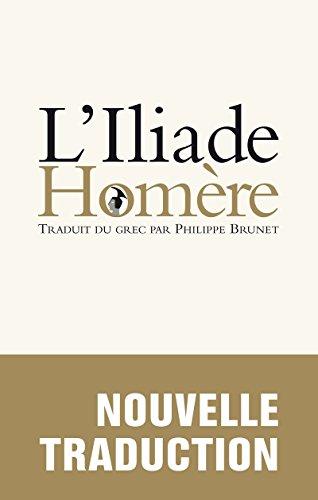 L'Iliade par Homere