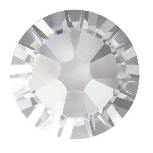 Swarovski Strasssteine Hotfix SS10 2038 Xilion Rose Crystal 100 Stück | Strasssteine zum Aufbügeln | Größe 2,75mm -