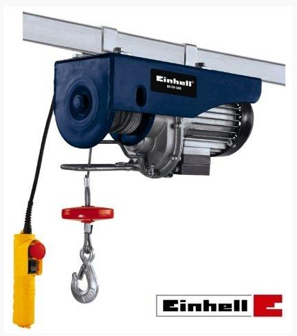 Einhell BT-EH 500 Seilwinde elektrisch 250/500 kg