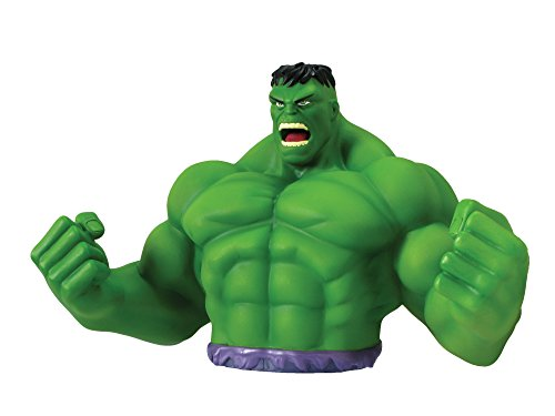 Marvel Bust Bank Figurine Hulk Green