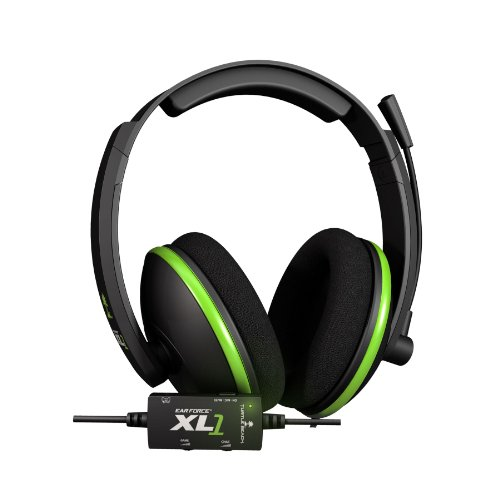 Price comparison product image Turtle Beach Ear Force XL1 Headset Xbox 360 (Colour May Vary)