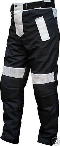 German Wear-Pantalones motorista Cordura Textiles