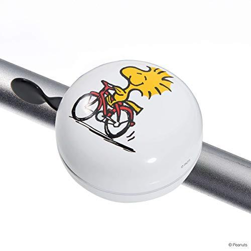 Butlers Peanuts Fahrradklingel Woodstock- Eisen - groß - Ø 8 cm
