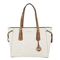 Michael Kors Tote for Women- Vanilla