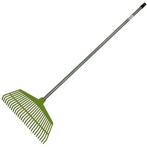 Xclou 341484 - Rastrillo para jardinería (plástico)
