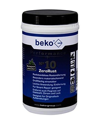Beko Performance No. 10 ZeroRust 1 kg Rostentferner