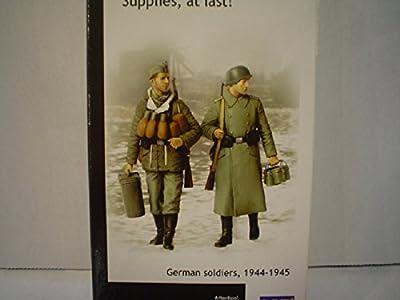 Master Box MB3553 - Supplies German Soldiers, 2 Figuren von Master Box Ltd.