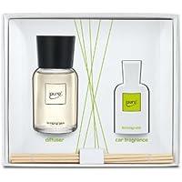 Ipuro Classic Line Geschenkset Raumduft 50ml & Autoduft - Lemongrass preisvergleich bei billige-tabletten.eu