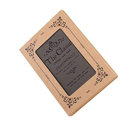 A5 Europäische Härte Notepad 128 Blatt Druck Notebook Tagesnotizen Tagebuch-Plan Buch Studenten Geschenk Regard L (Mädchen Zeitschriften Zu Schreiben)