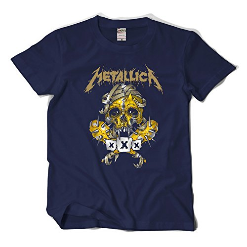 CosDaddy ® Metallica Damaged Justice Rock T-Shirt Fashion 5