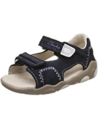 Clarks Boy's Softly Bay Sandals and Floaters