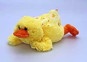 Keel 20cm Sitting Yellow Duck Soft Toy - Christmas Gift Idea