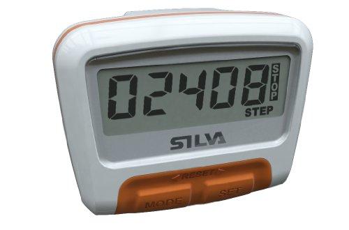 Silva Schrittzähler Pedometer EX Step Weiß
