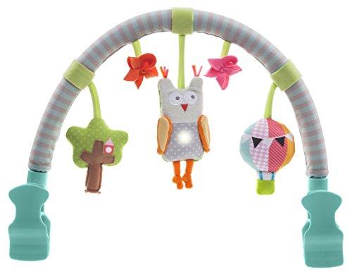 Taf Toys Musical Owl Pram Arch 41Fo 2BP dahL