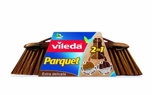 Vileda Cepillo Parquet - Recambio cepillo especial