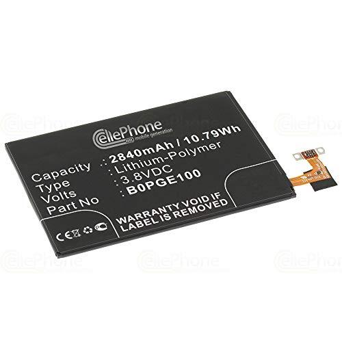 CellePhone batería Li-Polymer HTC One M9 reemplazado