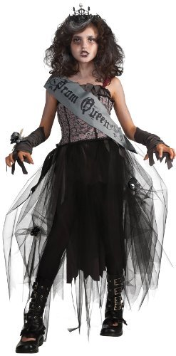 Goth Prom Queen Child Costume (Small) by Halloween FX (Costume Halloween Prom Queen)