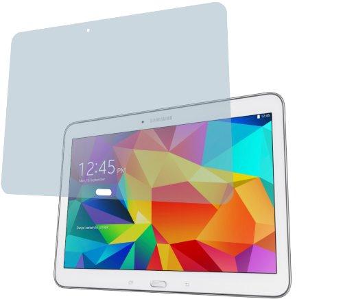 10.1 (2 Stück) PREMIUM Displayschutzfolie Bildschirmschutzfolie ANTIREFLEX Schutzhülle Displayschutz Displayfolie Folie (Samsung Galaxy Tab 2 10 1 Case)