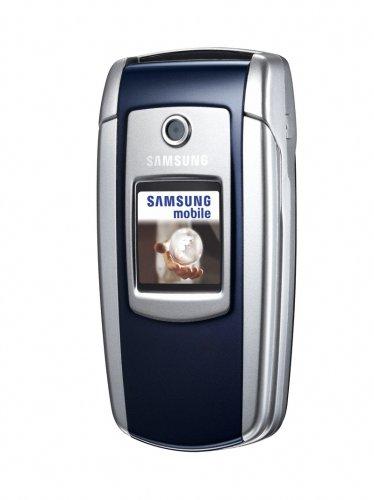 Samsung SGH-M300 (VGA-Kamera, UKW-Radio, WAP 2.0) dunkelblau Handy