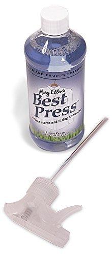 Mary Ellen's Best Press Bügelspray, verschiedene Düfte und Größen erhältlich 16oz Linen Fresh weiß