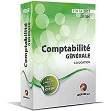 Logiciel de Comptabilité pour Association - Epicéa LGR300 - Version 2017 - Windows, CD-ROM