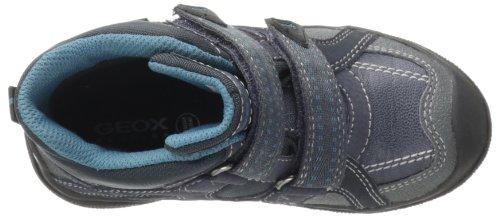 Geox J ATTACK WPF A J3443A0CE11C4076 Jungen Sneaker Blau (NAVY/PETROL C4076)
