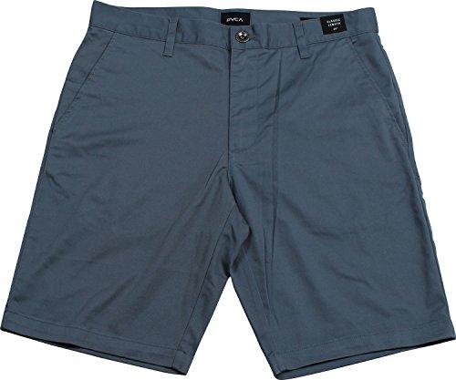 RVCA Herren Shorts Gr. 28 (US Größe), Blue Slate (Rvca Walkshort)