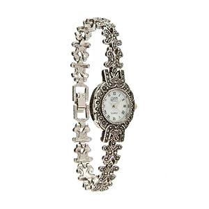 eton 2368L – Reloj de Mujer de Cuarzo, Correa de Otro Material Color Negro