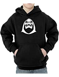 Touchlines Kinder Skeletor Kapuzen Sweatshirt