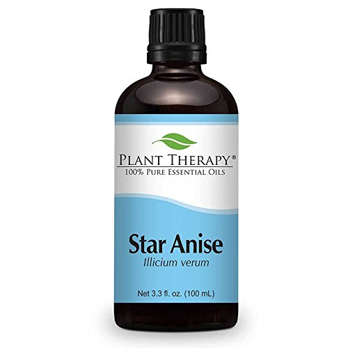 Aniseed (Anise) Essential Oil 100 ml (3.3 oz) 100% Pure, Therapeutic Grade