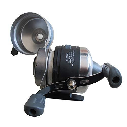 B Baosity Spinning Angelrolle Kugellager 1 + 1BB für Inshore & Salzwasser Fischen 3,1: 1 -