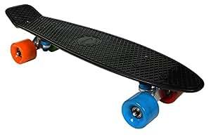 Awaii Vintage Skateboard, colore nero (noir), 22,5''