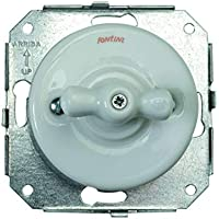Fontini garby - Conmutador m.porcelana pack